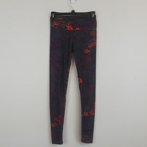 Fabletics paisley print high waist leggings